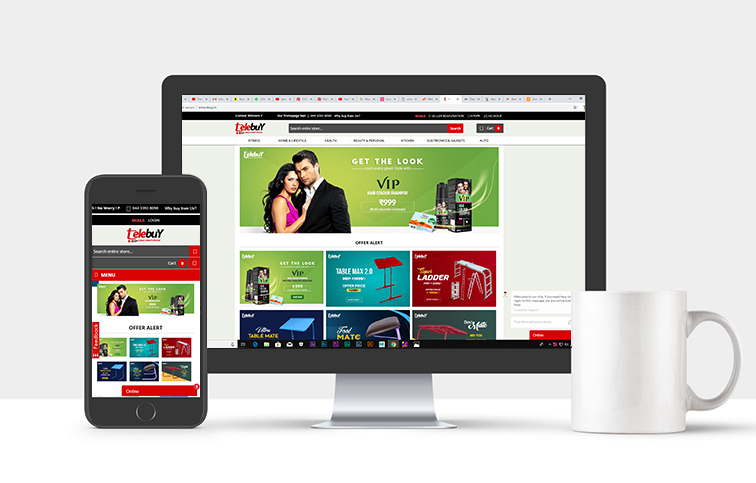 Top Ecommerce Website Development
