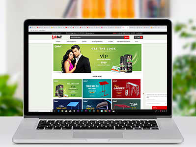 Top Ecommerce Website design India